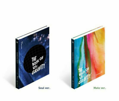 DAY6 5TH  MINI ALBUM  The Book of Us  Gravity
