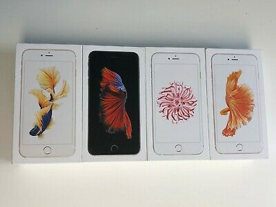 Apple iPhone 6s  6s Plus Original Retail Box with Accessories Included