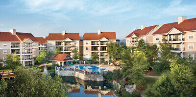Wyndham Branson at the Meadows 127000 Annual Points Deeded