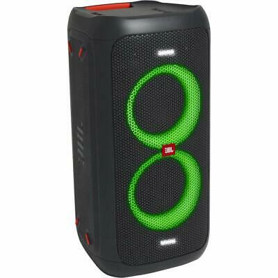 JBL PartyBox 100 Portable 160W Wireless Bluetooth Speaker with Light Show