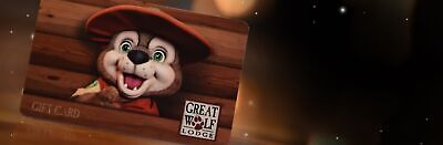 Great Wolf Lodge Gift Certificate 500 Value Please Read Details