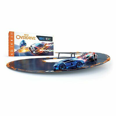 NEW Anki Overdrive Starter Kit Racing Supercar For Battles Between iOS - Android
