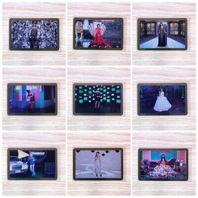 TWICE - FEEL SPECIAL 8TH MINI ALBUM OFFICIAL GOLD PHOTOCARD SELECT VER