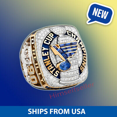 2019 St Louis Blues Stanley Cup Champions Replica Official Championship Ring USA