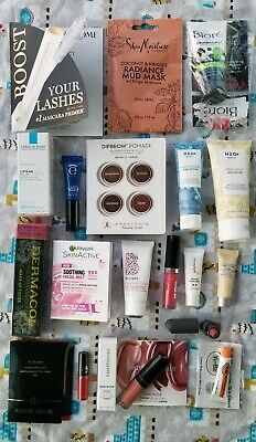 Big 18 pc Lot High end beauty  from Sephora etc- MAKEUP  SKINCARE  etc