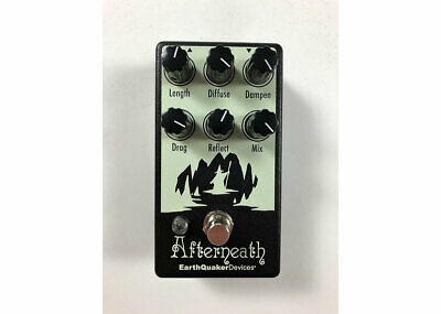 Earthquaker Devices Afterneath V2 Reverb GENTLY USED