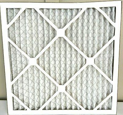 12 pack - NC Filtration 16 x 16 x 1 Merv 8 Pleated Prime V-20 Air Filters