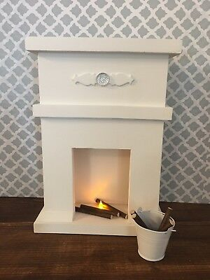 18 doll furniture Fireplace Only