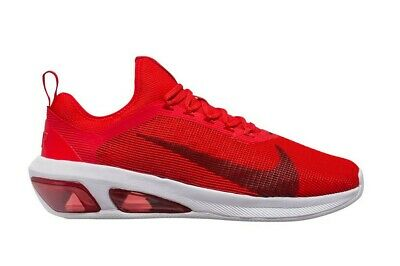 Nike Air Max Fly AT2506-600 University Red Black White Mens Running Shoes NEW