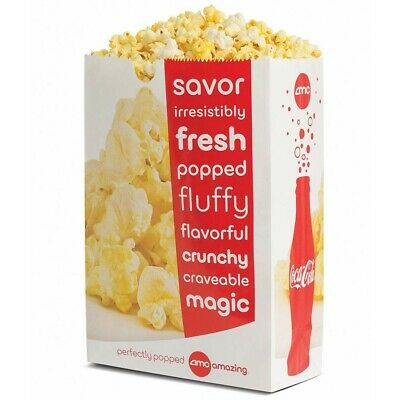 AMC Theatres 1 Large Popcorn - Exp 1312020 - Email delivery - 100 Guaranteed
