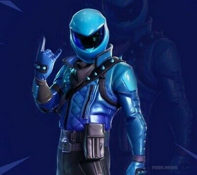 FORTNITE HONOR GUARD OUTFIT  SKIN CODE EMAIL INSTANT-12hrs PC XBOX PS4