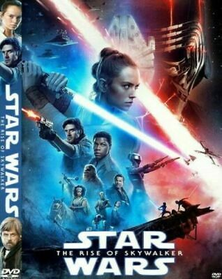 Star Wars The Rise of Skywalker DVD 2019 NEW Factory Sealed