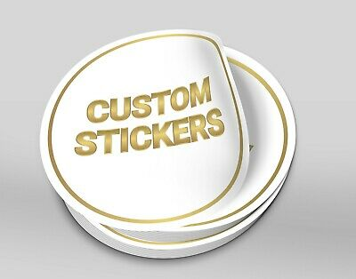 Custom stickers Bulk  Die Cut Product Labels  Business Logo Stickers  Decals