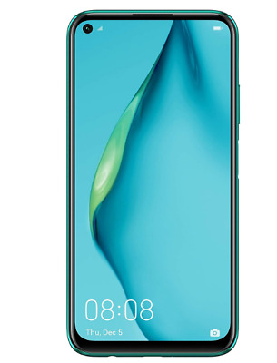 HUAWEI P40 LITE CRUSH GREEN 128GB ROM DISPLAY 64 ANDROID - No Servizi Google