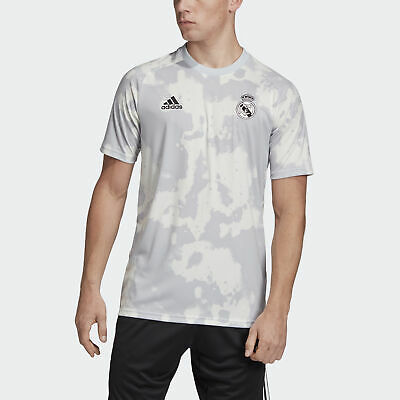 adidas Real Madrid Pre-Match Jersey Mens