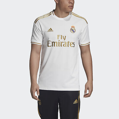 adidas Real Madrid Home Jersey Mens