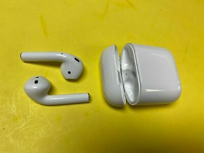 Genuine Apple AirPods 1st Gen Left Right or Box with Charger Replacement Only