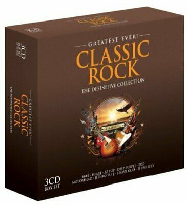 Greatest Ever Classic Rock CD