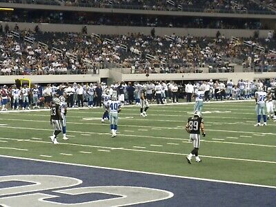 2 OF 4 DALLAS COWBOYS VS KANSAS CITY CHIEFS TIX .FRONT ROW. SEATS