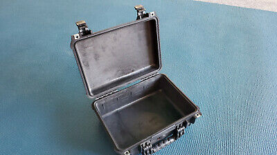 Black 1450 Pelican Case Used