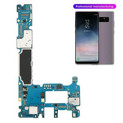 Replacement Main Motherboard Repair Part for Samsung Note 8 G950U Unlocked Board