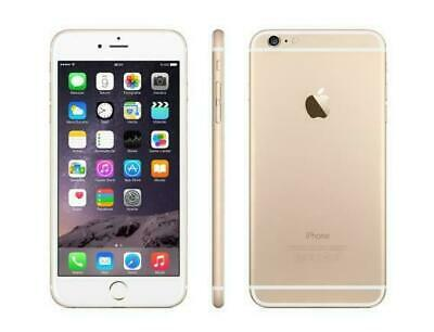 Apple iPhone 6 Plus 64GB Gold Factory GSM Unlocked Smartphone- No Power - parts