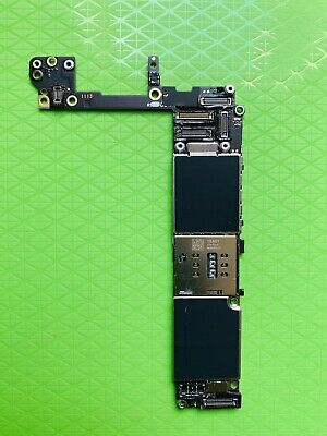 apple iphone 6s 32GB Black logic board for parts only 100 functioning Read Des