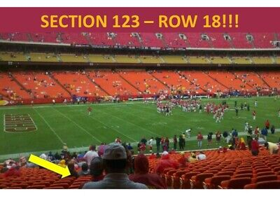 TWO (2) KANSAS CITY CHIEFS NFL SEASON TICKETS 2020  - LOWER LEVEL!!!