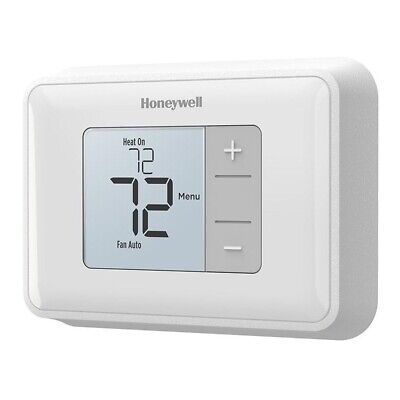 Honeywell RTH5160D1003 Simple Display Non-Programmable Thermostat