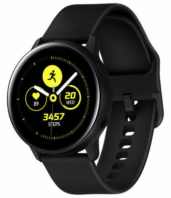 Samsung Galaxy Watch Active 40mm Black US SM-R500NZKAXAR