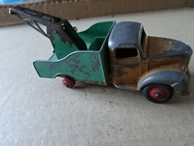 DINKY NO- 25X - COMMER TOW TRUCK - 1949 vintage RESTORATION PROJECT