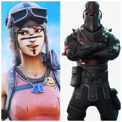 Add a CONTROLLA PLAYA with RenegadeBlack Knight on Fortnite-