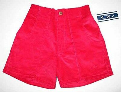OP Corduroy ShortsSize 28 8 Different Colors Available New Old Stock