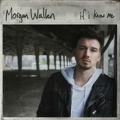 Morgan Wallen  If I Know Me BRAND NEW FACTORY SEALED CD