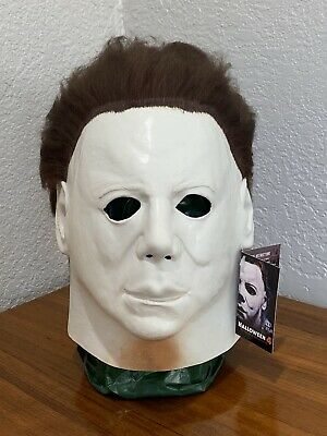 Michael Myers Halloween 4 Poster Mask Return Of Michael Myers Trick or Treat Std