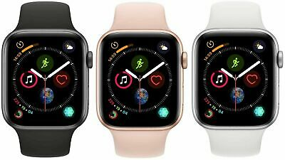 Apple Watch Series 4 40mm 44mm GPS - WiFi - Cellular Smart Watch All Colors