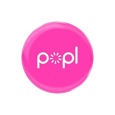Popl Pink  Instantly Share Anything  Popl Direct  NFC Tag