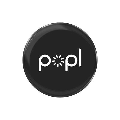 Popl Black  Instantly Share Anything  Popl Direct  NFC Tag