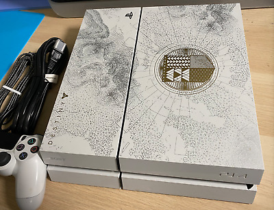 Sony PlayStation 4 PS4 Limited Edition 500GB Destiny Console With Controller
