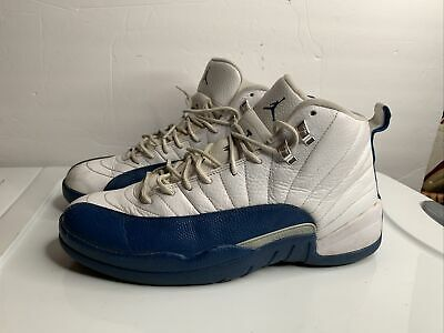 Nike Air Jordan 12 Retro French blue 2015 Men's Size 12 130690 113