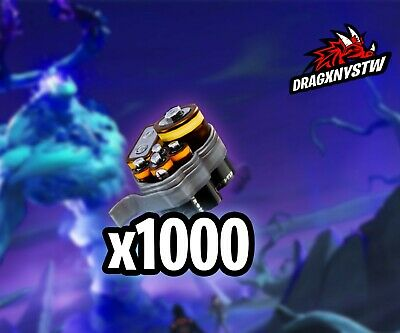 Fortnite - Save The World x1000 Batteries - Crafting Item BEST PRICE