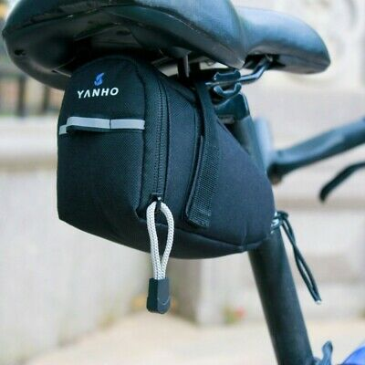 Bicycle MTB  Bike Saddle Bags Under Seat Storage Outdoor Rear Tail Pouch Cycling