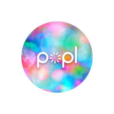 Popl Watercolor  Instantly Share Anything  Popl Direct  NFC Tag