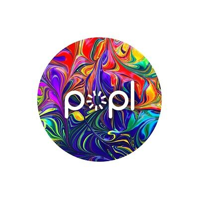 Popl Tie Dye  Instantly Share Anything  Popl Direct  NFC Tag