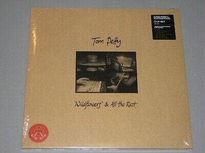 TOM PETTY Wildflowers - All the Rest Remastered 3LP New Sealed Vinyl 3 LP