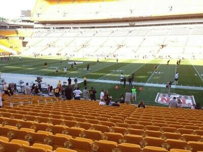 Pittsburgh Steelers Vs- Baltimore Ravens Tickets Thanksgiving 4 tickets