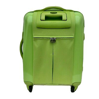 Samsonite Sahora Brights Spinner Hardside Soft Luggage 20 Lime Green Expandable