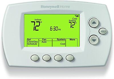Honeywell Home Wi-Fi 7-Day Programmable Thermostat RTH6580WF