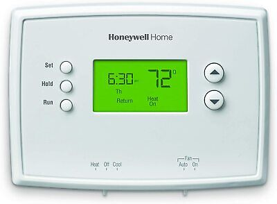 Honeywell Home RTH2410B1019  Programmable Thermostat White