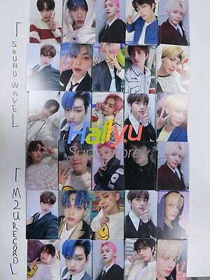 TXT minisode1  Blue Hour - Lucky Draw Event Plastic Photo Card Ver- 2